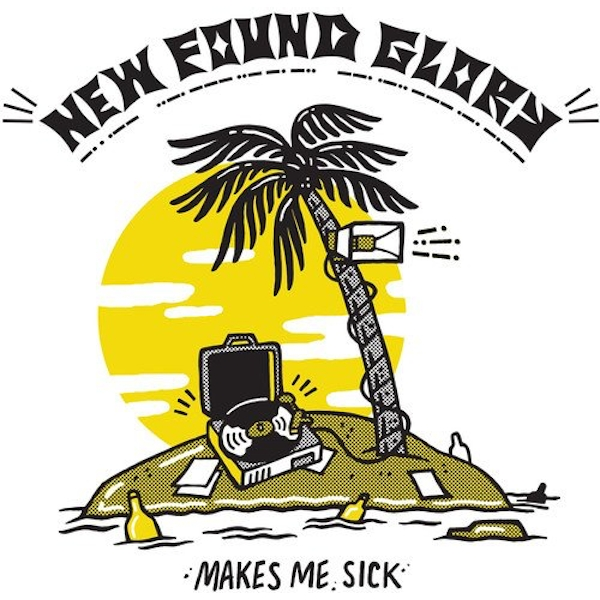 New Found Glory - Makes Me Sick Vinyl
