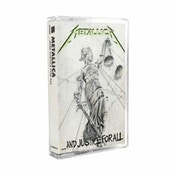 Metallica - ...And Justice For All Cassette