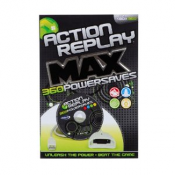 Datel Action Replay Powersaves Xbox 360