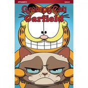 Grumpy Cat & Garfield Hardcover