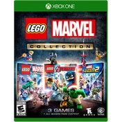 Lego Marvel Collection Xbox One Game