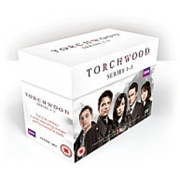 Torchwood - The Complete Collection (Series 1-3) DVD