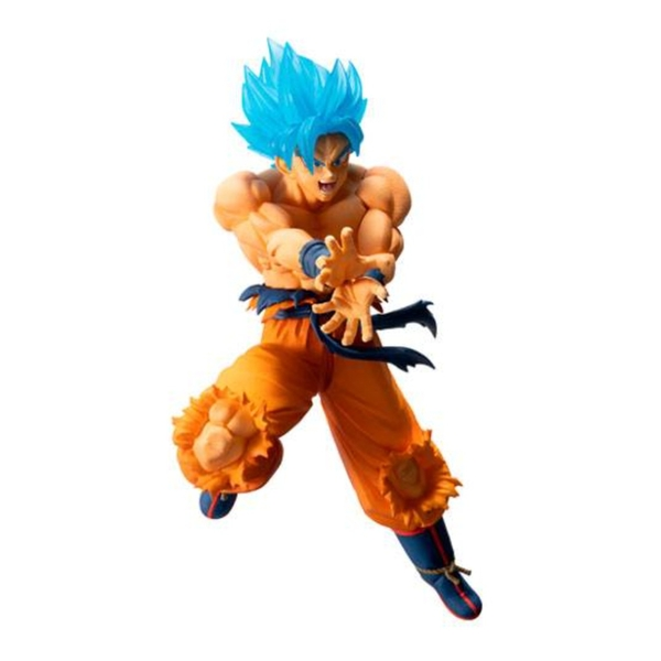Super Saiyan God Super Saiyan Son Goku (Dragon Ball) Ichibansho PVC Statue