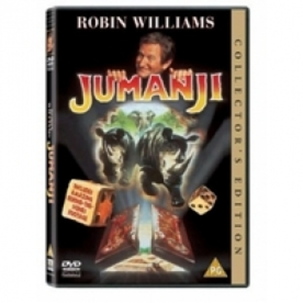 Jumanji Collector's Edition DVD