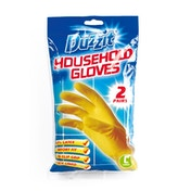 Duzzit Latex Gloves Pack 2 Large