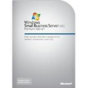 Microsoft Windows Small Business Server 2011 Premium Add-on 64-bit 1 Pack DVD 1-4 CPU 5 Clt
