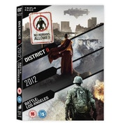 District 9 / 2012 / Battle Los Angeles Triple Pack DVD