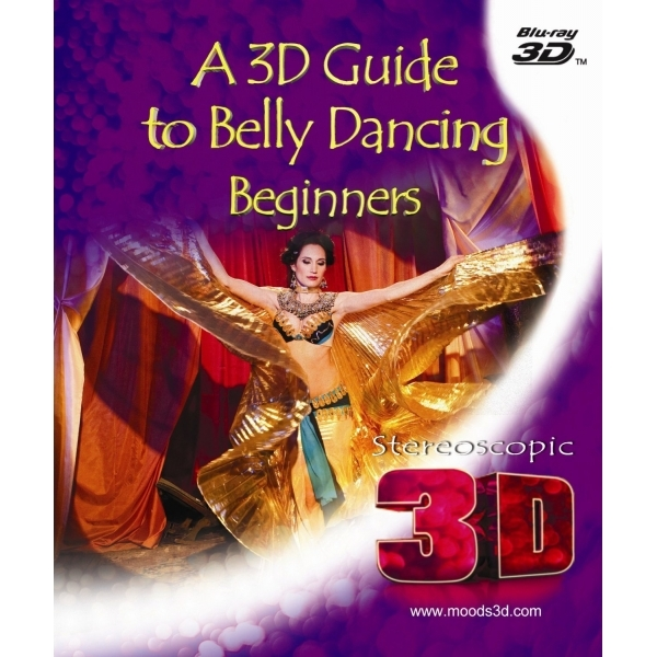 3D Guide To Belly Dancing Blu Ray
