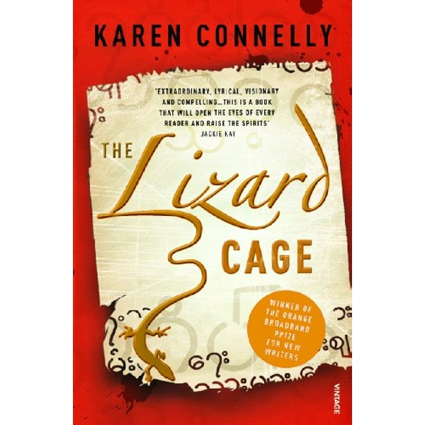 The Lizard Cage by Karen Connelly (Paperback, 2008)