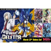 CardFight Vanguard TCG: Vilest! Deletor Booster Box (16 Packs)