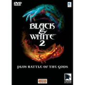Black & White 2 Plus Battle Of The Gods Expansion Pack Game MAC