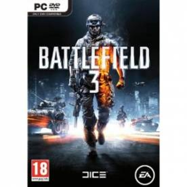 Battlefield 3 Game PC