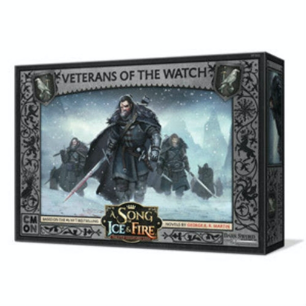 A Song Of Ice and Fire Night's Watch Veterans of the Watch Expansion