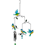Triple Bird Hanger Windchime