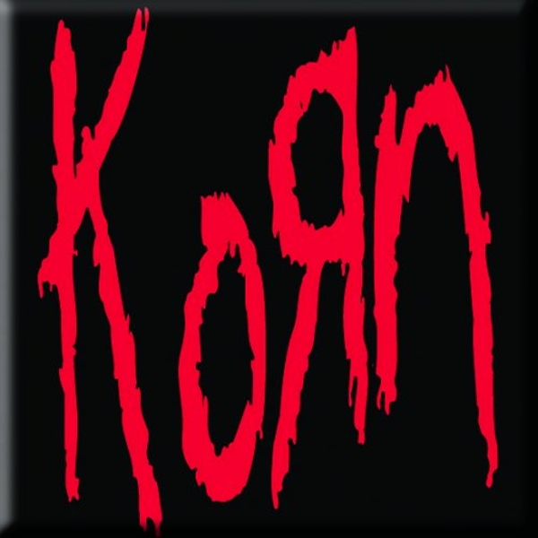 Korn - Logo Fridge Magnet