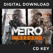 Metro Redux PC CD Key Download for Steam