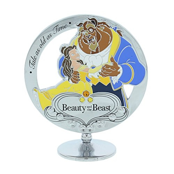 Disney Beauty & The Beast with Crystals From Swarovski?