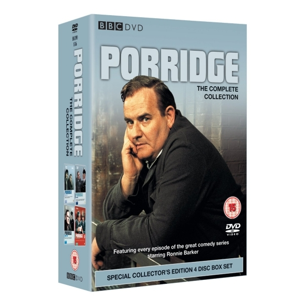 Porridge Series 1-3 & Christmas Special DVD