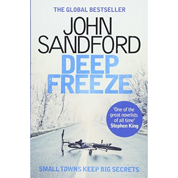 Deep Freeze  Paperback / softback 2018