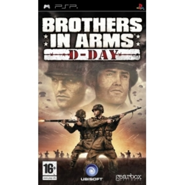 Brothers In Arms: D-Day PSP