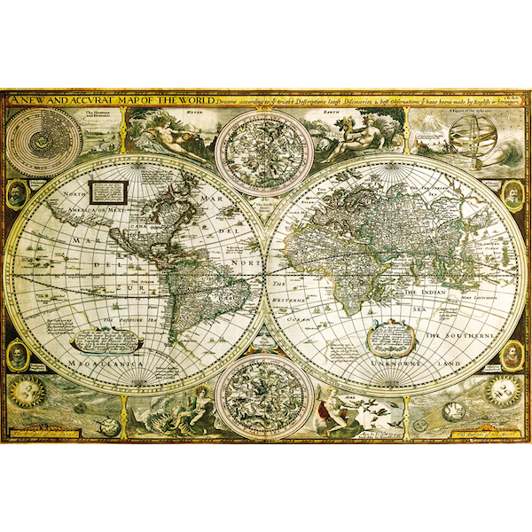 World map historical maxi poster 365games world map historical maxi poster gumiabroncs Images