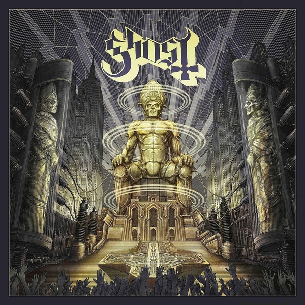 Ghost - Ceremony And Devotion Vinyl