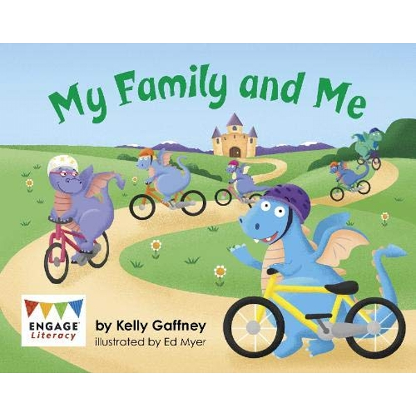 My Family and Me  Paperback / softback 2018
