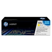 HP CB542A (125A) Toner yellow, 1.4K pages