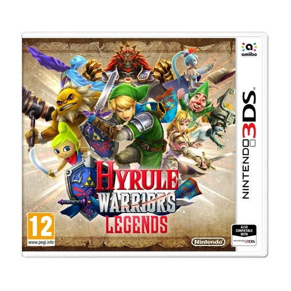 Hyrule Warriors Legends Limited Edition 3DS Game - Image 2