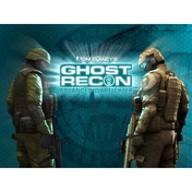 Tom Clancy Ghost Recon Advanced Warfighter 1 & 2 Game PC