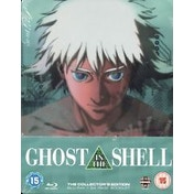 Ghost In The Shell Limited Edition Steelbook Blu-ray
