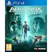 Aquanox Deep Descent PS4 Game
