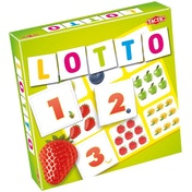 Numbers & Fruit Lotto Game