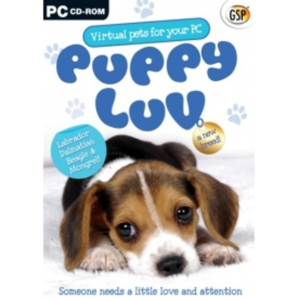 Puppy Luv A New Breed Game PC - ozgameshop com