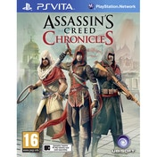 Assassin's Creed Chronicles Trilogy PS Vita Game