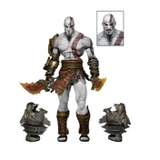 Neca God Of War 3 Inch Scale Action Figure Ultimate Kratos
