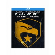 G.I. Joe The Rise of Cobra/ Retaliation Double Pack Blu-ray