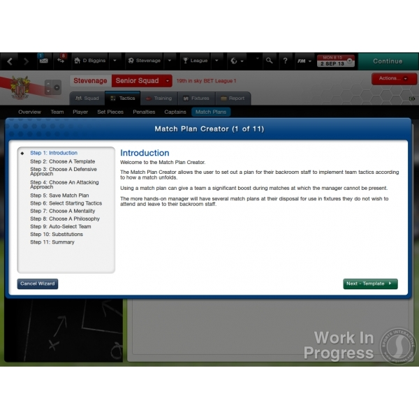 Football Manager 2014 PC CD Key Download for Steam - Image 4