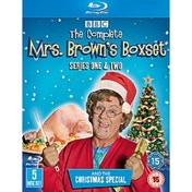 Mrs. Brown's Boys Complete (Series 1-2 + Christmas Special) Blu-ray