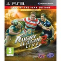 Rugby League Live 2 Game Of The Year (GOTY) Edition Game PS3
