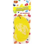 Jelly Belly Lemon Drop 2D Car/Home Air Freshener