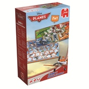 Disney Planes 2 in 1 Double Sided Board Game