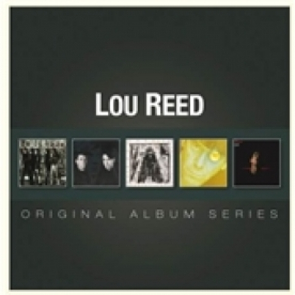 Lou Reed Original Album Series CD