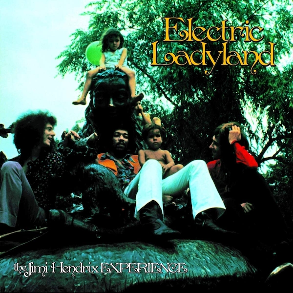 The Jimi Hendrix Experience - Electric Ladyland 50th Anniversary Vinyl