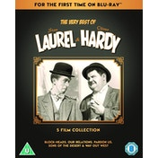 The Very Best Of Laurel & Hardy: 5-Film Collection DVD