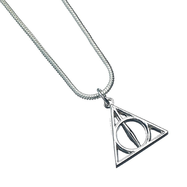 Deathly Hallows (Harry Potter) Necklace - Image 1