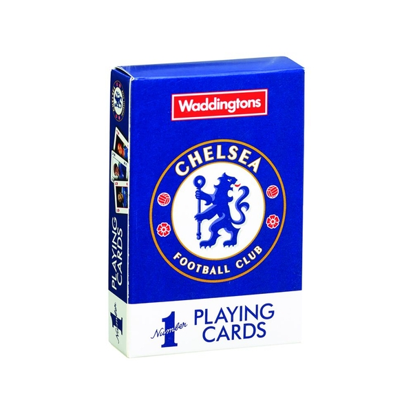 Chelsea Waddingtons Classic Players Playing Cards
