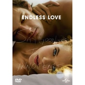 Endless Love DVD & UV Copy