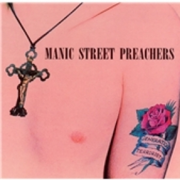 Manic Street Preachers Generation Terrorists CD