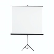 Hama Tripod Projection Screen, 180 x 180 cm, white